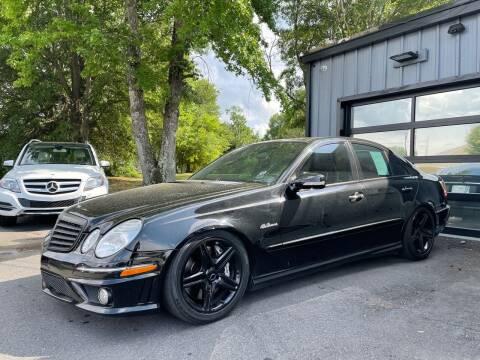 2009 Mercedes-Benz E-Class for sale at Luxury Auto Company in Cornelius NC