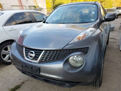2012 Nissan JUKE for sale at Best Deal Motors in Saint Charles MO