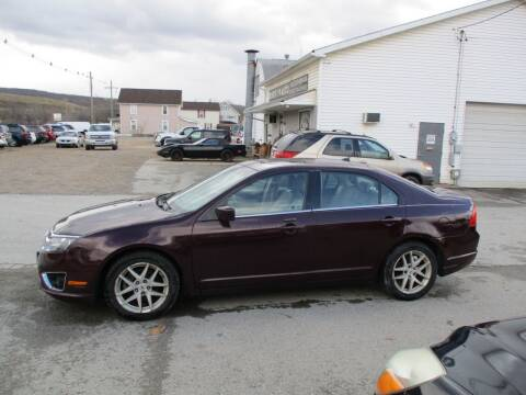 2011 Ford Fusion for sale at ROUTE 119 AUTO SALES & SVC in Homer City PA