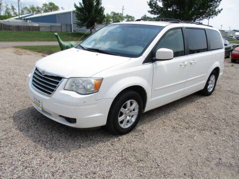 2008 Chrysler Town and Country for sale at Car Corner in Sioux Falls SD