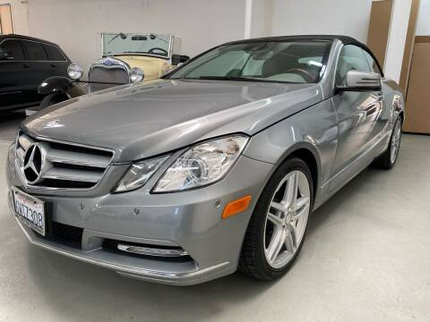 2012 Mercedes-Benz E-Class for sale at Mag Motor Company in Walnut Creek CA