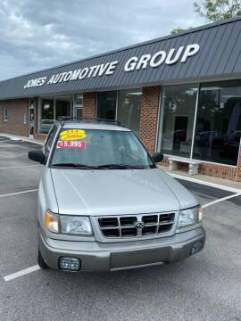 2000 Subaru Forester for sale at Jones Automotive Group in Jacksonville NC