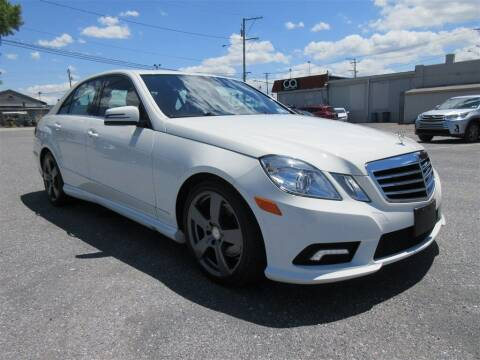 2011 Mercedes-Benz E-Class for sale at Cam Automotive LLC in Lancaster PA