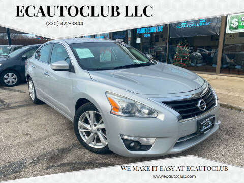 2014 Nissan Altima for sale at ECAUTOCLUB LLC in Kent OH