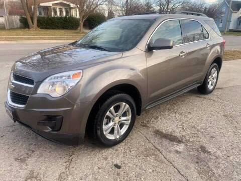 2010 Chevrolet Equinox for sale at BROTHERS AUTO SALES in Hampton IA