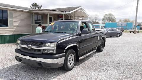 2004 Chevrolet Silverado 1500 for sale at Space & Rocket Auto Sales in Meridianville AL