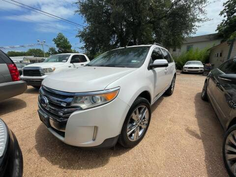 2011 Ford Edge for sale at S & J Auto Group in San Antonio TX