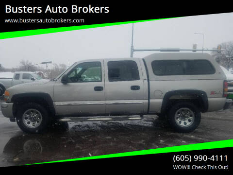 2006 GMC Sierra 1500 for sale at Busters Auto Brokers in Mitchell SD