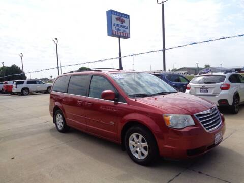 2008 Chrysler Town and Country for sale at America Auto Inc in South Sioux City NE