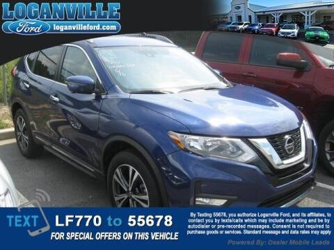 2018 Nissan Rogue for sale at Loganville Quick Lane and Tire Center in Loganville GA