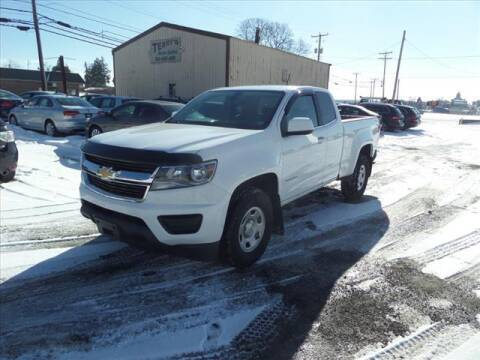 2015 Chevrolet Colorado for sale at Terrys Auto Sales in Somerset PA