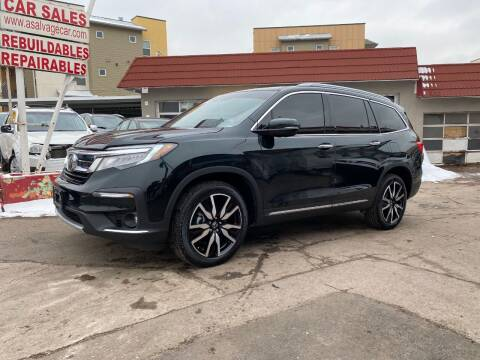 2019 Honda Pilot for sale at STS Automotive in Denver CO