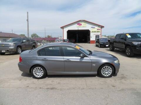 2009 BMW 3 Series for sale at Jefferson St Motors in Waterloo IA