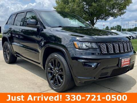 2019 Jeep Grand Cherokee for sale at Ken Ganley Nissan in Medina OH