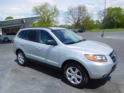 2009 Hyundai Santa Fe for sale at North State Motors in Belvidere IL
