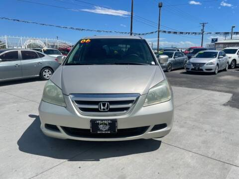 2006 Honda Odyssey for sale at Velascos Used Car Sales in Hermiston OR