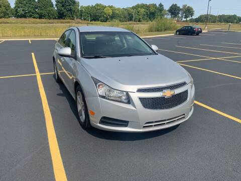 2012 Chevrolet Cruze for sale at Quality Motors Inc in Indianapolis IN