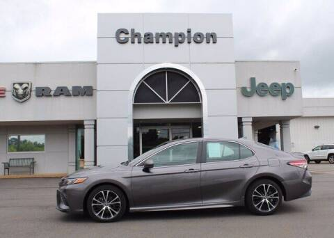 2019 Toyota Camry for sale at Champion Chevrolet in Athens AL