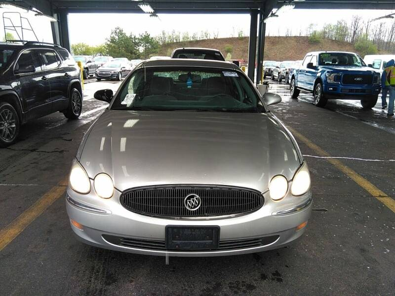 2007 Buick LaCrosse for sale at Angelo's Auto Sales in Lowellville OH