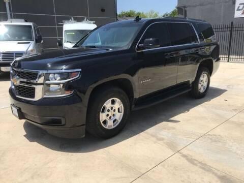 2015 Chevrolet Tahoe for sale at Eurospeed International in San Antonio TX