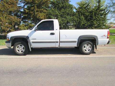 1999 Chevrolet Silverado 1500 for sale at Joe's Motor Company in Hazard NE