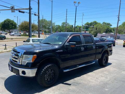 2009 Ford F-150 for sale at Smart Buy Car Sales in Saint Louis MO