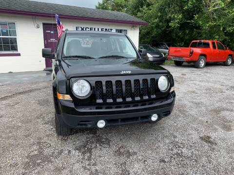 2016 Jeep Patriot for sale at Excellent Autos of Orlando in Orlando FL