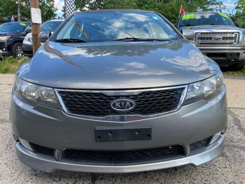 2012 Kia Forte for sale at Best Cars R Us in Plainfield NJ