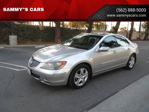 """2005 Acura RL for sale at SAMMY""""S CARS in Bellflower CA"""