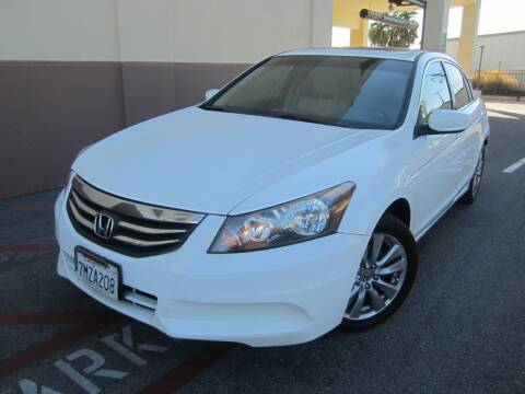 2012 Honda Accord for sale at PREFERRED MOTOR CARS in Covina CA