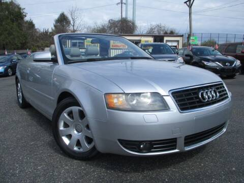 2003 Audi A4 for sale at Unlimited Auto Sales Inc. in Mount Sinai NY
