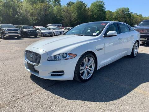 2014 Jaguar XJL for sale at Smart Chevrolet in Madison NC