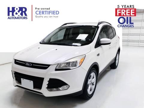 2014 Ford Escape for sale at H&R Auto Motors in San Antonio TX