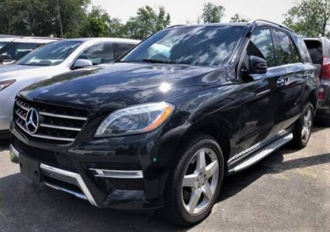 2014 Mercedes-Benz M-Class for sale at Top Line Import of Methuen in Methuen MA
