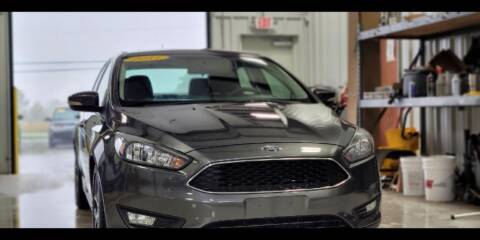 2017 Ford Focus for sale at Wildfire Motors in Richmond IN