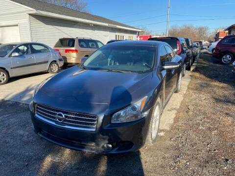2010 Nissan Maxima for sale at 3M AUTO GROUP in Elkhart IN
