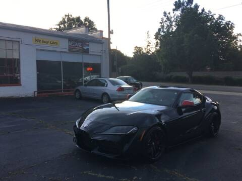 2020 Toyota GR Supra for sale at Mebane Auto Trading in Mebane NC