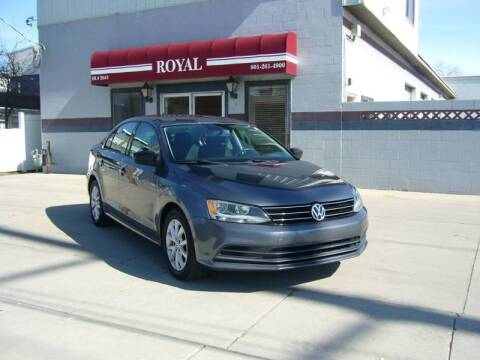 2015 Volkswagen Jetta for sale at Royal Auto Inc in Murray UT