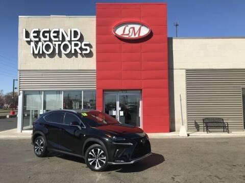 2018 Lexus NX 300 for sale at Legend Motors of Detroit - Legend Motors of Ferndale in Ferndale MI