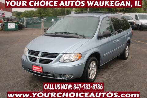 2005 Dodge Grand Caravan for sale at Your Choice Autos - Waukegan in Waukegan IL