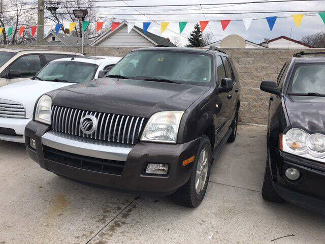 2006 Mercury Mountaineer for sale at Pro Auto Sales in Lincoln Park MI
