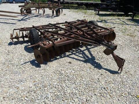2021 Farm 10' Pull Type Disk for sale at Ken's Auto Sales & Repairs in New Bloomfield MO