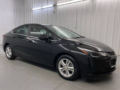 2018 Chevrolet Cruze for sale at JOE BULLARD USED CARS in Mobile AL