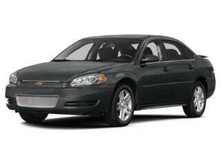 2015 Chevrolet Impala Limited for sale at SULLIVAN MOTOR COMPANY INC. in Mesa AZ