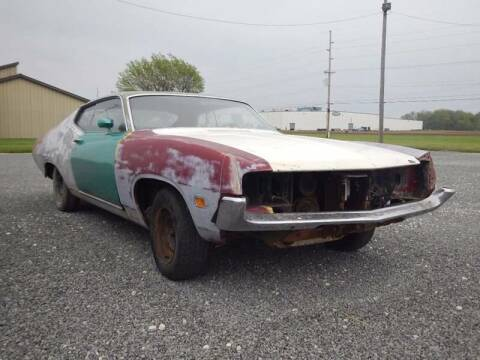 1970 Ford Torino for sale at Custom Rods and Muscle in Celina OH