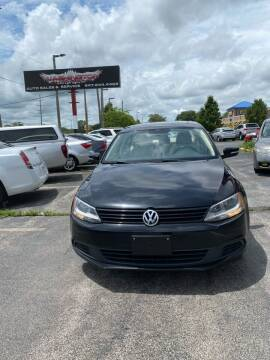 2012 Volkswagen Jetta for sale at Washington Auto Group in Waukegan IL