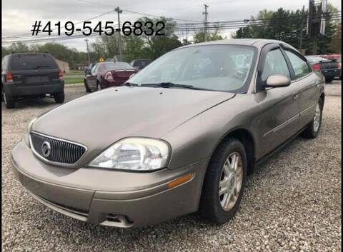 2005 Mercury Sable for sale at KRIS RADIO QUALITY KARS INC in Mansfield OH