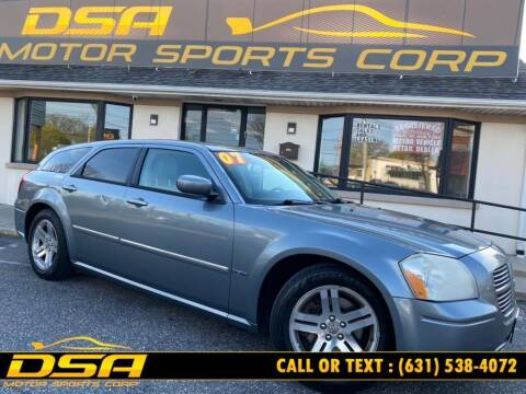 2007 Dodge Magnum for sale at DSA Motor Sports Corp in Commack NY