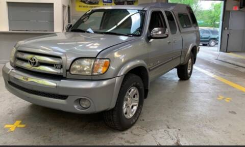 2003 Toyota Tundra for sale at AUTO LANE INC in Henrico NC
