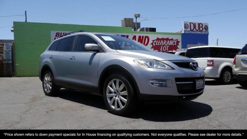 2008 Mazda CX-9 for sale at Westland Auto Sales on 7th in Fresno CA